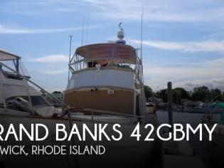 Grand Banks 42 MY