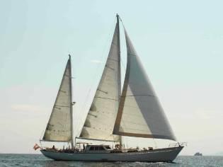 Custom Bermuda Rig Ketch