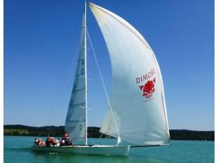 Libera Skiff Carbon Daysailer Lake-Racer Regatta