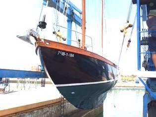 velero clasico epoca Stromer III acero