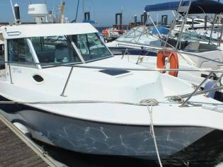 San Remo Fisher 750