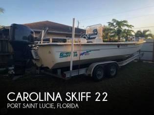 Carolina Skiff 238 V series