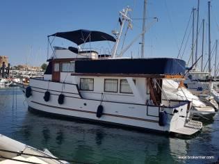 Trawler Blue Ocean 48