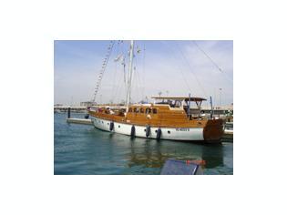 Buckler Shipyard Motorsailer