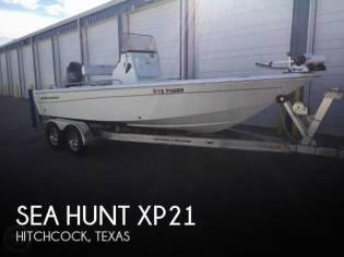 Sea Hunt XP21
