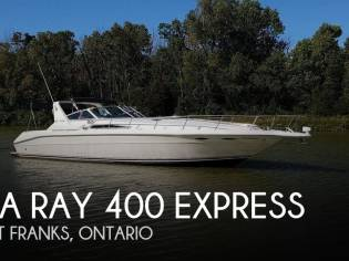 Sea Ray 400 Express