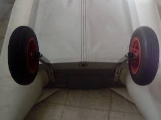 Neumatica Quicksilver Airdeck 340