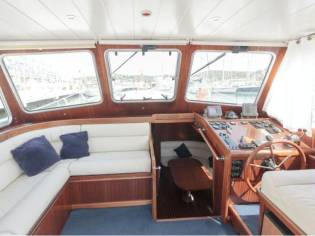 Menorquin Yachts 130