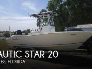 Nautic Star 2000 Sport Offshore