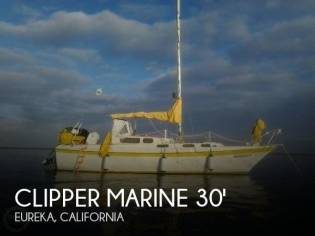 Clipper Marine 30 Sloop