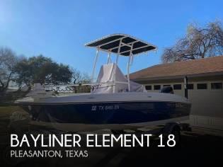 Bayliner Element 18 CC