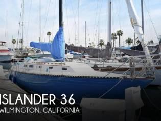 Islander Sailboats 36