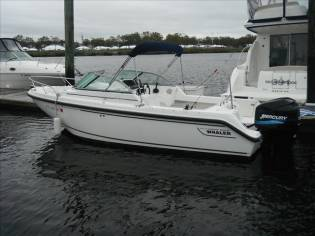 Boston Whaler Ventura 21