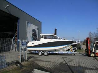 Quicksilver = VERKAUFT Activ 705 Weekend Cruiser