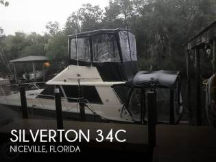 Silverton 34c