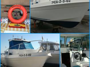 Orca 625 Cabin