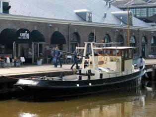 Barge Tug