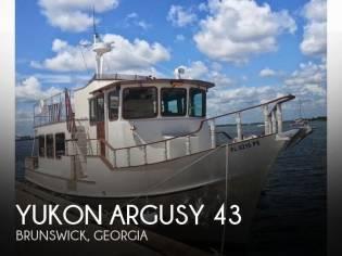 Glen-L Marine 43 Yukon Argosy