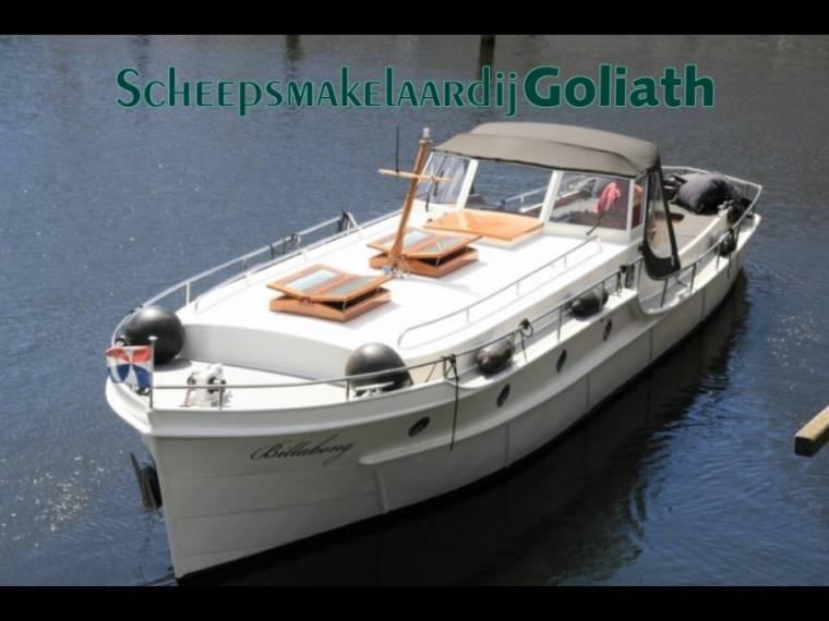 Klassieke motorboot