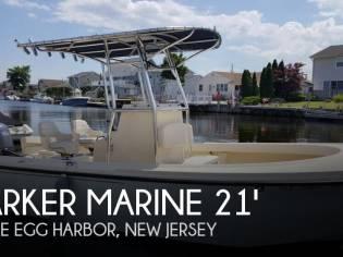 Parker Marine 21 Special Edition