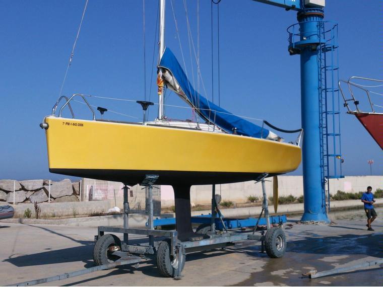 Sailart J26R Regata