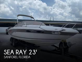Sea Ray 230 Overnighter Select