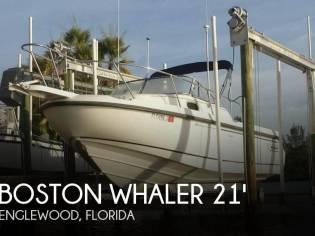 Boston Whaler Conquest 21