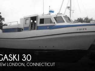 Gaski 30 Pilothouse
