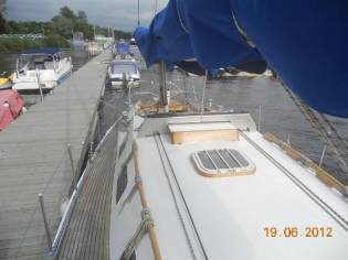 Alcor Wooden 12M Yacht