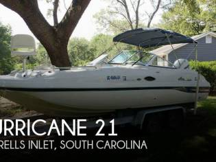 Hurricane 217 Sun Deck