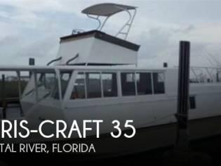Chris-Craft 35 aqua home