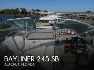 Bayliner 245 SB