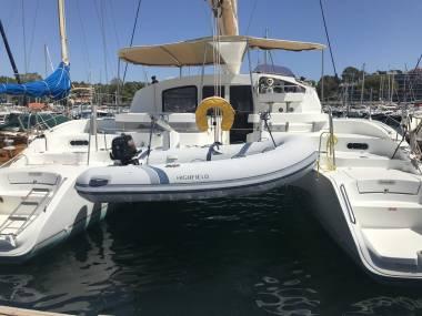 Catamaran FONTAINE PAJOT LAVEZZI 40