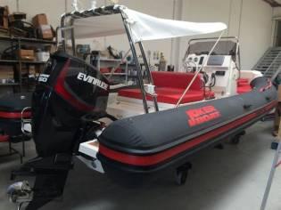 JokerBoat Coaster 650