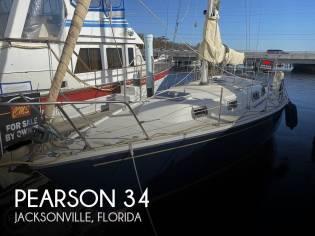 Pearson 34
