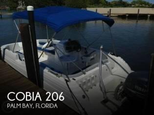 Cobia 206 Deckboat