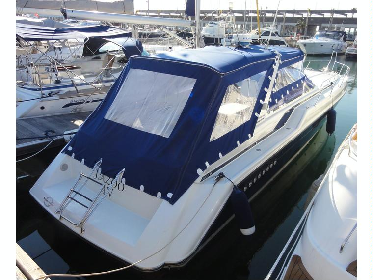 Sunseeker thunderhawk 43 motores nuevos en cn villa san for Barcos sunseeker nuevos