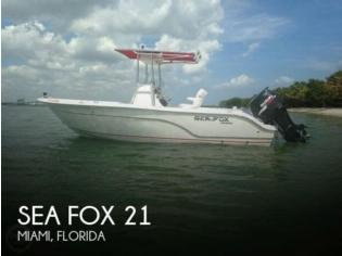 Sea Fox 216 CC