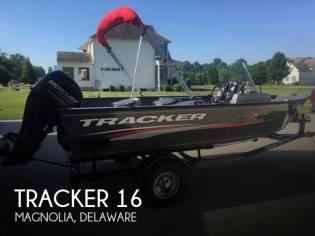 Tracker Pro V 16 SC