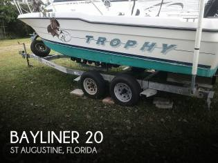 Bayliner Trophy 20