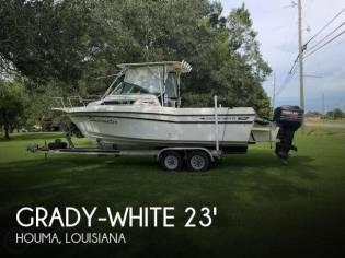 Grady-White 232 Gulfstream - Walkaround 232