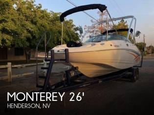 Monterey 263 Explorer