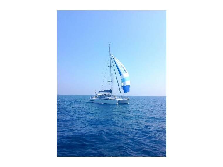Catamaran 43