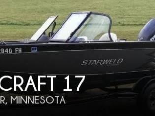 Starcraft Starweld 17