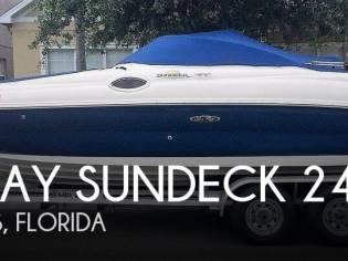 Sea Ray Sundeck 240