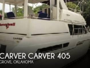 Carver 405 MY