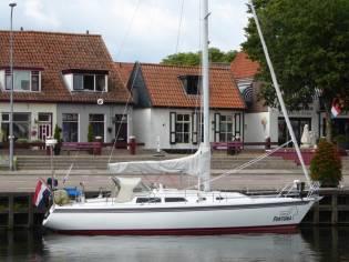 Catalina 36 Wingkeel