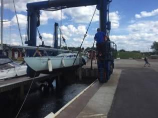 Safir Cabin yacht