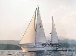 Nauticat 44 Ketch