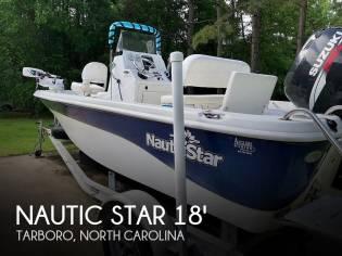 Nautic Star 1810 Bay